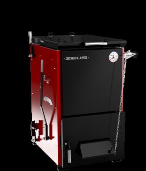 Котел твердотопливный ZEUS («Зевс») 24 кВт