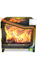 Печь для дома Метеор 150_2